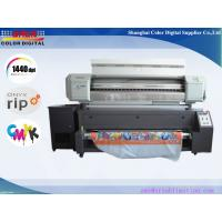 Mutoh Directly Roll To Roll Sublimation Textile Printer With DX5 Printhead Manufactures