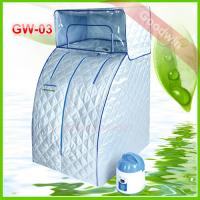 Portable Sauna Bath GW-03 Manufactures