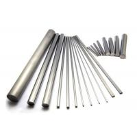 Solid Carbide And Cermet Rods In Various Grades And Sizes For Every Application Manufactures
