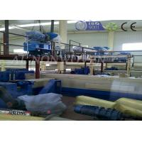 Full Automatic SSS Spunbond PP Non Woven Fabric Making Machine / Equipment Manufactures