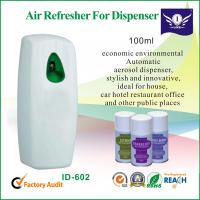 Buy cheap Custom Automatic Freshener Dispenser 250ml For Car / Home / Office from wholesalers