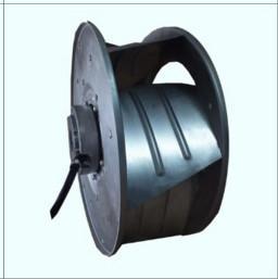 Filtering FFU EC Motor Fan For Eqjipment Cooling , Centrifugal Air Blower
