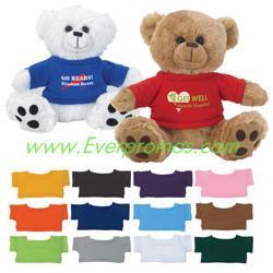 Plush Big Paw Bear With Shirt Manufactures