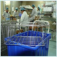 disinfection stainless steel welding wire mesh baskets,Medical Disinfect Basket/Metal Basket