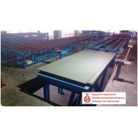 China Fiber Cement Board / MgO Board Production Line with Steel Structure 1 years Warranty on sale