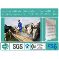 feed grade dihydrate calcium sulfate Manufactures