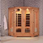 Monalisa I-005 far-infrared light-wave room light wave massage enclosure far infrared sauna cabin European style Manufactures