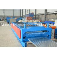 Cheap Galvanized Metal Milling Roofing Sheet Forming Machine with speed 10 m/min for sale