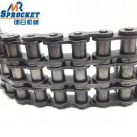 45C Material Conveyor Roller Chains DIN / ANSI Standard Strong Processing Capacity Manufactures