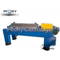 Automatic Continuous Stainless Steel Liquid-Solid Decanter Centrifuge Equipment PNX409 Manufactures