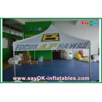 3 x 3m Pop-up Folding Tent With Company Logo Steel Frame Manufactures