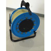 50M Customized Geological Instruments Blue Orange Water Level Measurement Tape Dip Meter Manufactures