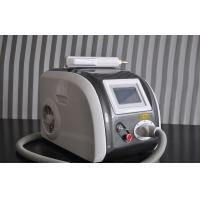 Portable 1064nm and 532nm Laser Tattoo Removal Machine Skin treatment laser hair tattoo removal machine for Beauty Salon Manufactures