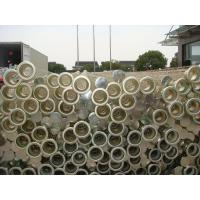 Stainless steel Filter Bag Cage WITH preservative treatment / silicon coating / Galvanized treatment Manufactures
