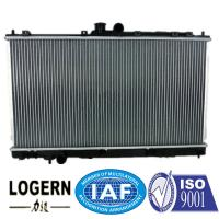 Buy cheap 1996 Mitsubishi Lancer Radiator Replacement , Fin Tube Radiator 375*688*16mm Core from wholesalers