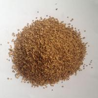 China 1.5-2mm.80~90g/L Density,Nature Eco - Friendly corks granules, Thermal Acoustic Insulation on sale