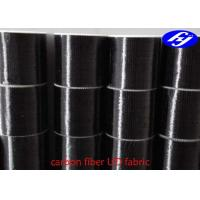 Surfboard Liner 300gsm Carbon Fiber Unidirectional Fabric Manufactures
