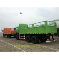 420hp Heavy Duty Cargo Truck 6X4 Engine Model WD12.420 With One Sleeper Manufactures