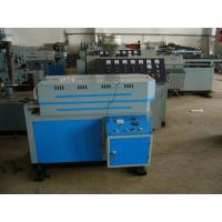 Single Wall Plastic Extrusion Lines , PVC Corrugated Pipe Extrusion Line