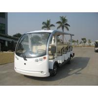Cheap ELECTRIC 14 SEATER PASSANGER CAR, SHUTTLE BUS, SIGHTSEEING CAR for sale