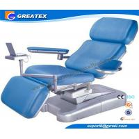 Adustable Multi - function Electric Medical blood collection chair with three motors Manufactures