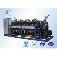 High Temperature Parallel Screw Compressor Rack Fusheng for Cold Chamber Manufactures