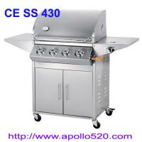 Free Stand Gas Barbeque Manufactures