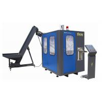 Durable Fully Automatic Pet Blow Moulding Machine 1200-1600PCS/H Theoretical Output Manufactures