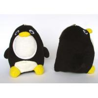 3d Face Doll-middle Black Penguin