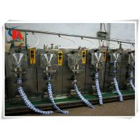 China Pasteurized Milk Production Line Semi Automatic Adopting UHT Processing Method on sale