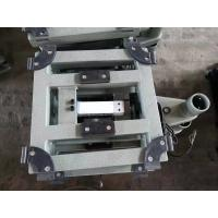 Smart Carbon Steel Industrial Digital Weight Scale 300X300mm 100~200kg Industrial scale Manufactures