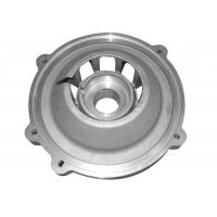 Low Pressure Die Casting Aluminum Extrusion Housing A356 A380 Csutom Material Manufactures