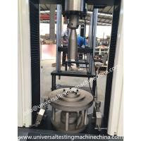 ASTM D6241 Geotextile CBR static Bursting, Puncture Resistance Testing Machine Manufactures