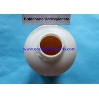 Yellow Liquid Boldenone Undecylenate Injection  Raw Equipoise ,13103 34 9 Stanozolol And Boldenone Manufactures
