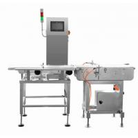 Buy cheap High Speed Check Weigher for Weight Less 600gram product weight sorting process from wholesalers