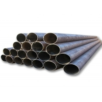 Alloy Steel PipeEN10216-2 P265GH Seamless Wall Thickness 9.53-140 Mm Manufactures