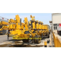 6X4 12 Tons Telescopic Boom Truck Mounted Crane Manufactures