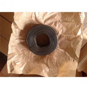 Australia Market 1.57mm x 1.42kgs Coil Soft Black Annealed Tie Wire Manufactures