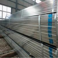 China factory price10X10-120X120mm Pre Galvanized Steel Tube for Furniture/Frame Manufactures
