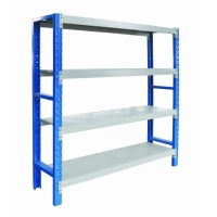 Customized Electrostatic Spray 1850 MM Light Duty Pallet Rack Manufactures