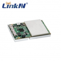 IP MESH Radio Module for Military Police 4W MIMO AES256 350MHz-4GHz Customizable Manufactures