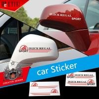China PVC Reflective Rearview Mirror Sticker For Buick Car  Reflective Rearview Mirror Sticker on sale