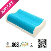 Hotel Sleep Cool Blue Memory Foam Pillow | MEIMEIFU MATTRESS Manufactures