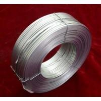 Professional electro galvanized Flat iron wire / binding wire Manufactures
