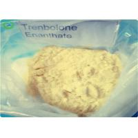 Trenbolone Enanthate Raw Steroid Powder Body Fitness Yellow Color Pharmaceutical Grade CAS 472-61-5 Manufactures