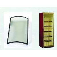 ABS corner, iron corner therma thermal insulated glass for wine cooler supplier Manufactures