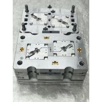 Buy cheap HASCO 1.2343ESR PA6 GF30 Plastic Injection Mould For Console Parts from wholesalers
