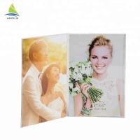 New Style acrylic block picture frames  Hot Double Sided Acrylic Mount funny photo frame Manufactures