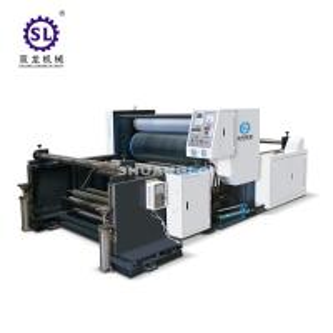 Ecnomic Type Plastic Film Embossing Machine for Polyethylene LD Manufactures