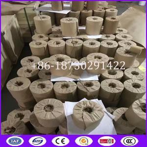 China 18X160 mesh 150mm width x 10m length reverse dutch weave filter screen belt on sale